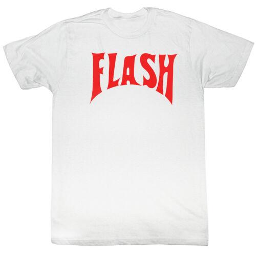 Flash Gordon Tall T-Shirt White Tee