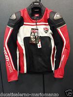 Giubbino pelle Ducati Corse 14/15 Dainese - Leather Jacket Ducati Corse offer
