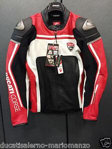 Giubbino-pelle-Ducati-Corse-14-15-Dainese-Leather-Jacket-Ducati-Corse-offer