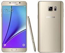 Samsung Galaxy Note 5 SM-N920C 32GB Gold Unlocked 7/10