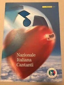 FOLDER-2006-NAZIONALE-ITALIANA-CANTANTI-VALORE-FACCIALE-8-00