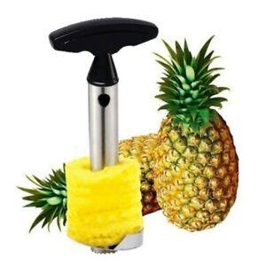 Stainless-Steel-Pineapple-Corer-Slicer-Kitchen-Fruit-Easy-Peeler-Cutter-Gadget