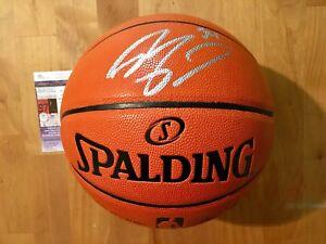 Image is loading Shaquille-O-Neal-Signed-NBA-Basketball-JSA-Coa f6c2260aa