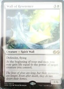 Ultimate Masters Rare EN NM Wall of Reverence