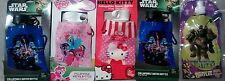 Collapsable water bottles 5 pcs Star Wars, My little pony, Hello Kitty , TMNT