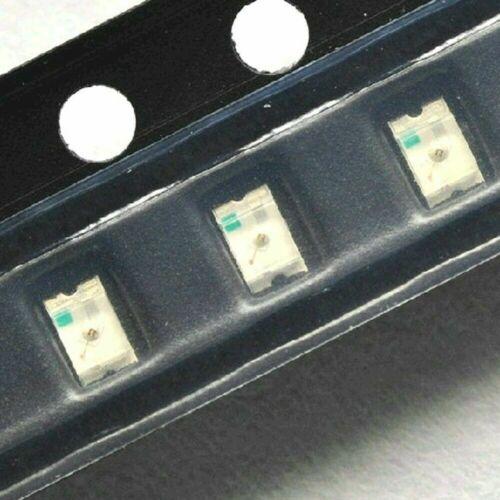 2012 500pcs WHITE Super bright Individual SMD LEDS 0805 2mm×1.2mm