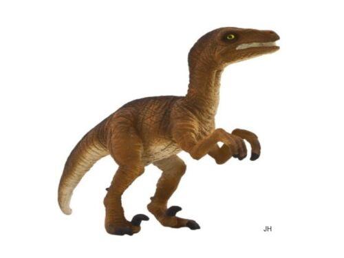 Un velocirraptor involucra 8 cm prehistórico World Mojo 387079