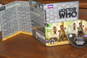 Doctor-Who-The-Android-Invasion-Edicion-Especial-Good-VG-Estado