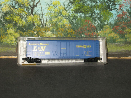 MTL N SCALE #32140 50/' STANDARD BOX CAR L/&N #103783 *
