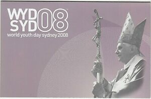2008-STAMP-PACK-039-WORLD-YOUTH-DAY-SYDNEY-2008-039-MNH-STAMPS-INC-INTERNATIONAL