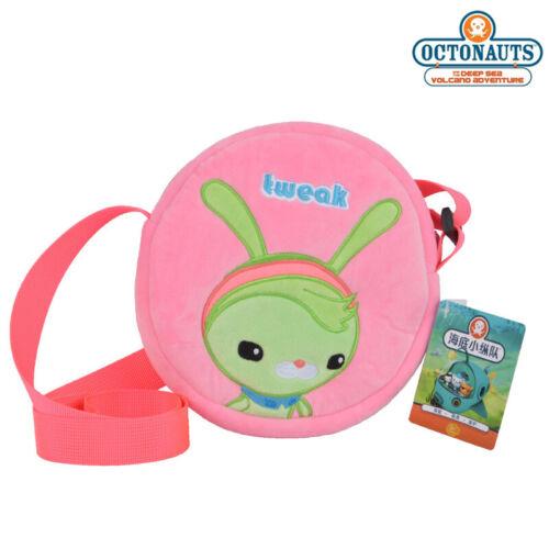 Octonauts Tweak Wallet Game Cross Bag Popular Carry Package Fashion Purse soft