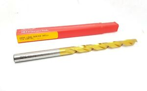Bits, Chisels & Breaker Points Smart Dormer 10.75mm Hss Long Series Drill Tin Coated 10.75mm X 190mm