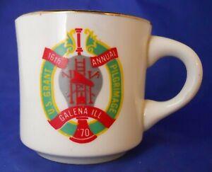16th-Annual-Galena-ILL-U-S-Grant-Pilgrimage-B-S-A-Coffee-Mug-Cup