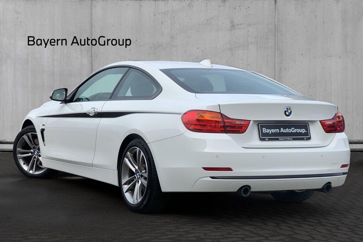 BMW 435i Coupé aut.