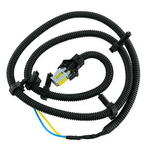 New ABS Wheel Speed Sensor Wire Harness Plug Pigtail 10340314 for