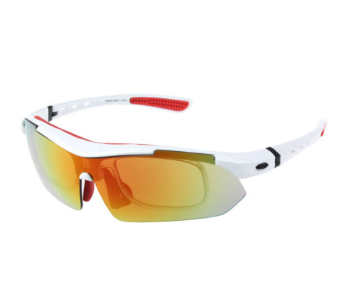Support Glasses Vist Sports glasses Cycling Polarized with 5 Lenses
