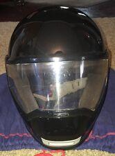 Vintage Snowmobile Full Face Race Helmet. By Lazer Cross Belgium DOT 218 X-Large