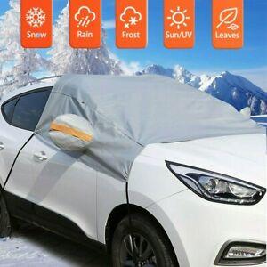 Auto Scheibenabdeckung Windschutzscheibe Abdeckung Magnet für Schnee, EIS, Frost