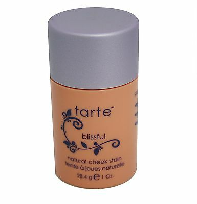 Tarte Natural Cheek Stain Blush Blissful 1oz./ 28.4g. New! Sealed!