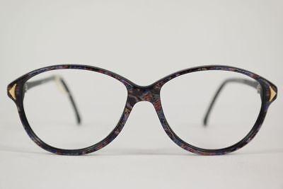 2019 Nuovo Stile Vintage Meitzner Onda-d 50 [] 14 135 Colorato Ovale Occhiali Montatura Nos-mostra Il Titolo Originale Essere Accorti In Materia Di Denaro