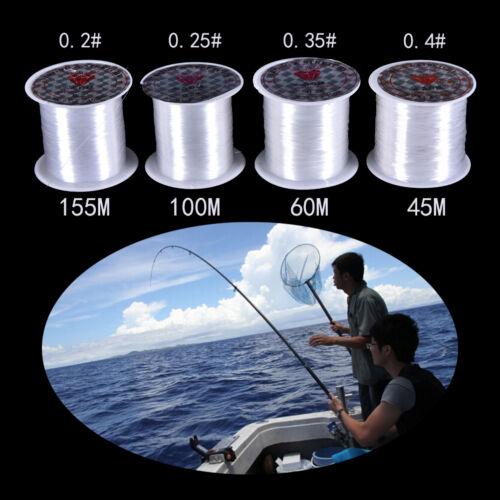 Strong Fishing Line Super Power Fish Lines Wire PE Nylon line RU