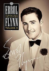 ERROL-FLYNN-Signature-Collection-Volume-2-DVD-5-Film-BOX-SET-PACK-LIKE-NEW