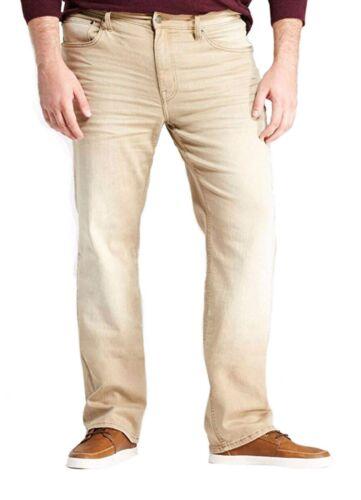 brun 30l grande Goodfellow kaki droite coupe Jeans taille 50w Co X slim 60rEW0wPq