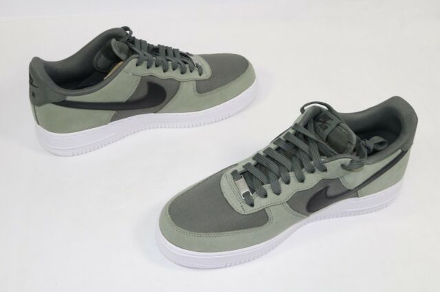 info for 02192 89913 NEW Mens Nike Air Force 1 One Low QS Sneaker New Grey River Rock 488298-
