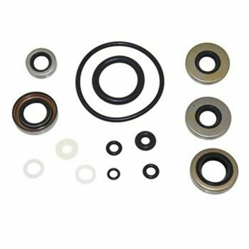 NIB Johnson Evinrude 8-9.9-10-15 Seal Kit Lower Gearcase 396350 18-2656 9-74100
