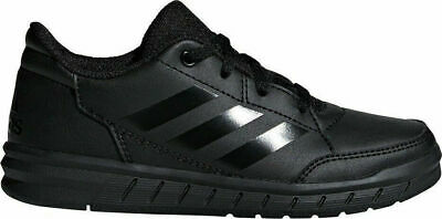 Incomodidad Permanente Glamour  Adidas ALTASPORT SHOES Kids Trainers Black D96873 Back To School | eBay