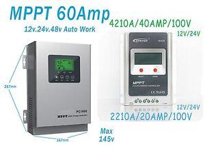 MPPT-Solar-Charge-Controller-20A-40A-60A12V-24V48V-Solar-Panel-Controller-de