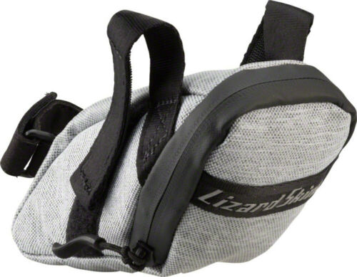 Lead Bicycle Saddle Storage Pouch Lizard Skins Micro Cache Seat Bag