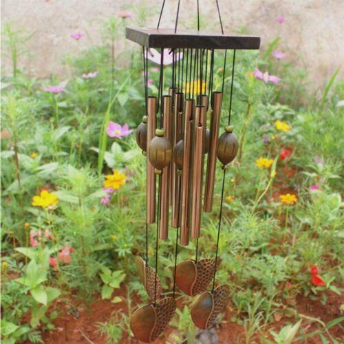 Retro Wind Chimes Outdoor Door Garden Yard Bell Hanging Home Decor Windchimes