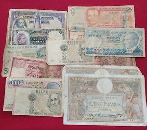 lote-de-billetes-del-mundo-extranjeros-y-espanoles