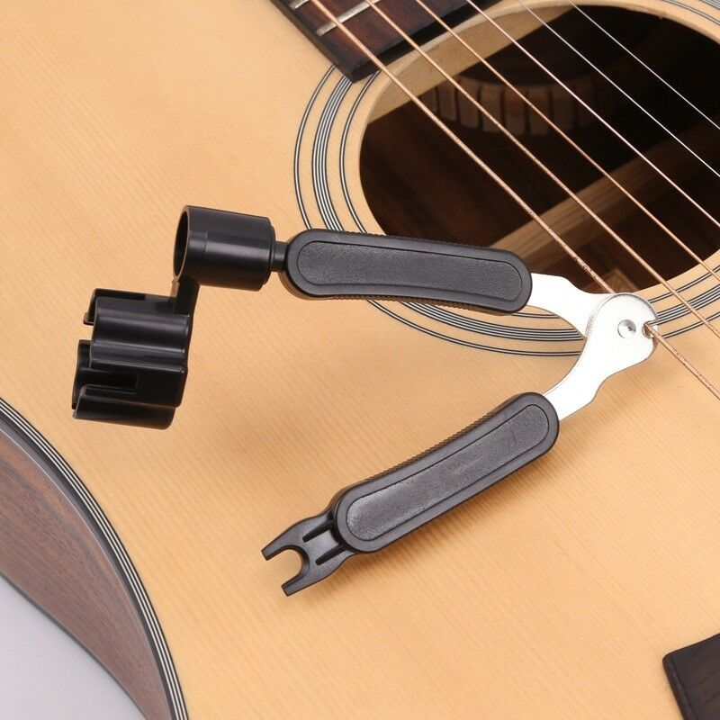 bass guitar string cutter 3 in 1 winder guitar accessories for electric guitar new used. Black Bedroom Furniture Sets. Home Design Ideas