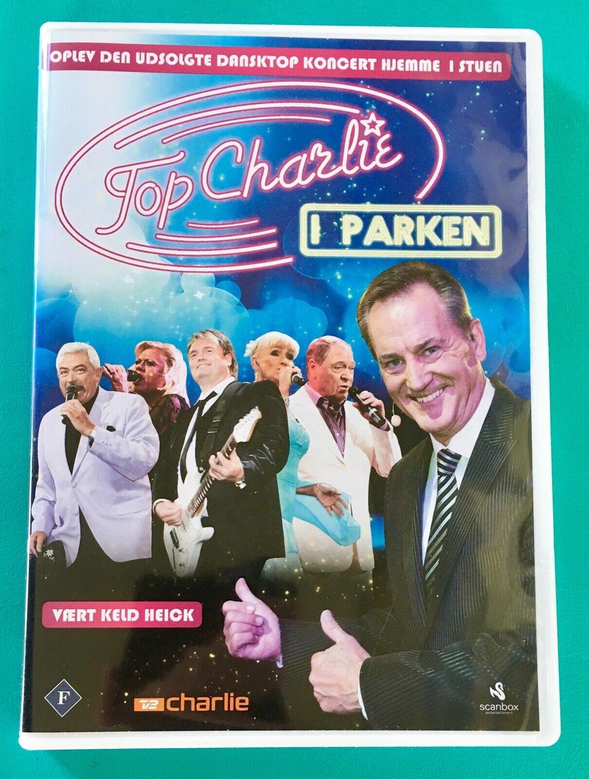 Top Charlie i Parken (2011), DVD,
