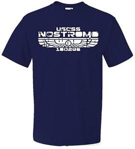 Men-039-s-U-S-C-S-S-Nostromo-T-Shirt-Alien-Banter-Funny-Movie-4XL-5XL