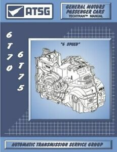 Technical Manual, 6T70/6T75
