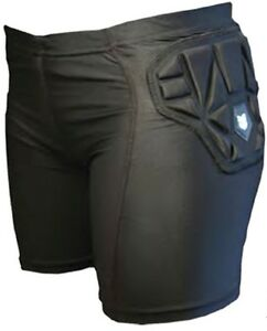 Demon-Skinn-Women-039-s-Padded-Shorts-Size-XL