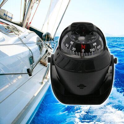 Electronic Sea Marine Digital Compass With 12V LED For Boat Caravan Truck  UKGRL
