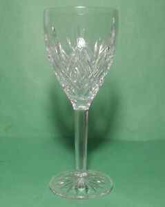Waterford Crystal Goblet