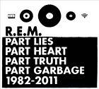Part Lies Part Heart Part Truth Part Garbage: 1982-2011 [Digipak] by R.E.M. (CD, Nov-2011, 2 Discs, Warner Bros.)