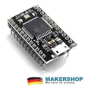 Arduino-Pro-Micro-USB-Comp-ATmega-32u4-5v-3-3v-16mhz-Leonardo-Mini-entwicklu