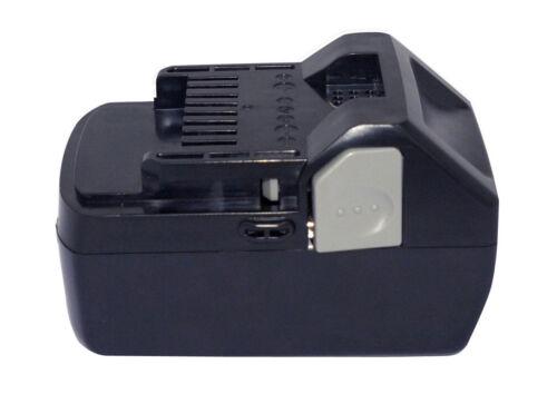 1 Jahr Garantie 18V 4000mAh Akku für Hitachi DV 18DSDL DV 18DSL FCG 18DAL