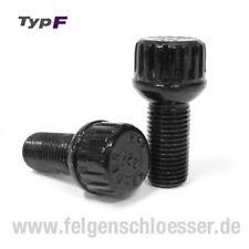 Typ F Felgenschloss   M14x1,5   Länge: 27mm   Kugel R13   SW 17