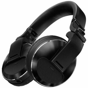 Pioneer HDJX10 Flagship Professional Over-Ear DJ Headphones (Black)
