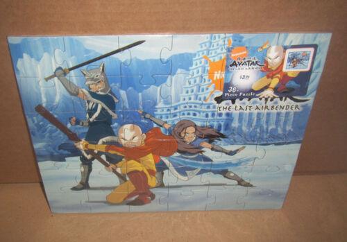 Nickelodeon Puzzles 36pc Dora Spongebob or Avatar RM2081 Diego