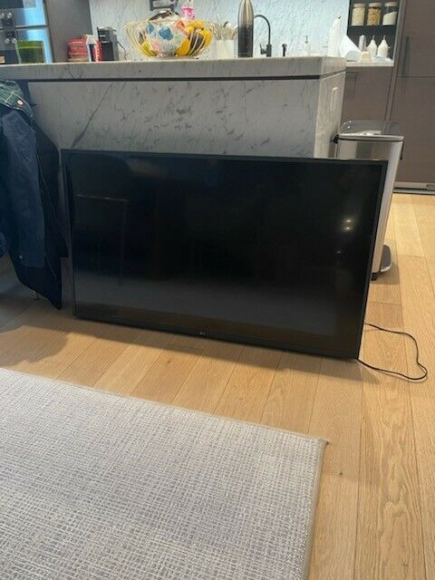 LG 50 In. Class 4K Ultra HD LED LCD Smart TV and Mount - $650. Available Now for 650.00