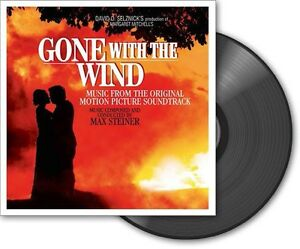 Max-Steiner-Gone-with-the-Wind-New-Vinyl-Holland-Import