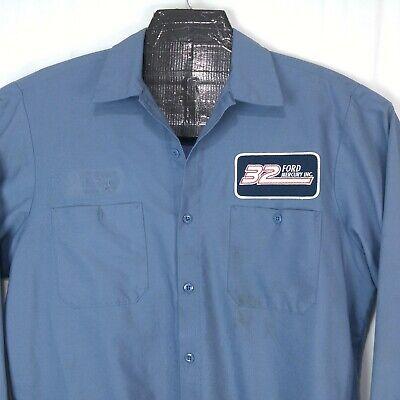 Rockabilly mechanic shirt